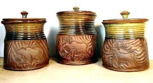 brown canister sets brown canisters kitchen canister sets for kitchen rustic kitchen canister set kitchen captivating