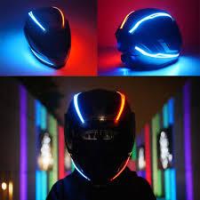 Motorcycle Helmet Light Kit 4 Pcs 3v Waterproof Helmet Motorcycle Helmet Light Riding