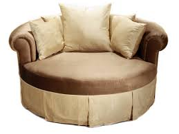 dazzling slipcover oversized round chair cushions for amazing livingroom furnitures