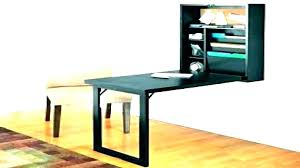 wall desk folding fold out wall table up desk wall mounted fold down desk diy
