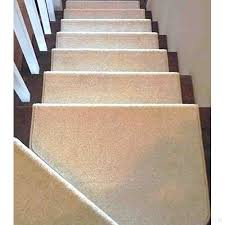 carpet stair treads runner rug pad set of 5 camel solid color staircase pad stepping anti skid