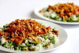 Vegan rijst