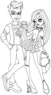 Monster High Coloring Pages | #15 Free Printable Coloring Pages ...