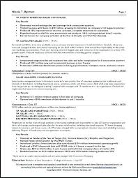 Best Professional Resume Examples Beauteous Sales Resume Template Interesting Professional Resume Examples By