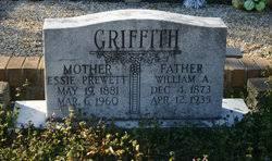 Essie (Prewett) Griffith (1881-1960) | WikiTree FREE Family Tree