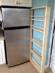 diy pull out pantry kitchen organization pull out shelves in pantry