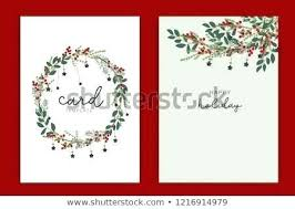 Happy Holiday Card Templates Card Templates Phrase Happy Holidays Template Free Christmas