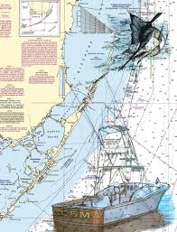 Key Largo Chart Nautical Charts Key Largo Nautical Chart Nautical Map