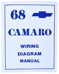 1968 camaro parts literature multimedia literature wiring 1968 camaro wiring diagram