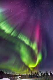 What Are The Northern Lights In Alaska Hunting The Northern Lights In Fairbanks Alaska Alaska