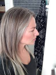 Grey Is The New Blonde Silver