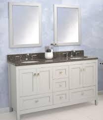 bathroom cabinets furniture. bathroom vanities, cabinets and furniture - strasser alki vanity shown in grey
