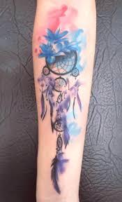 Originální Tetovací Lapač Snů Pro Dívky 50 Fotek Význam