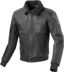 bogotto aviator motorcycle leather jacket