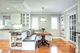 built in kitchen bench booth and furniture new home design inside seat seating plans full size