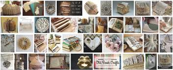 try googling old books crafts and hit the images tab you ll see plenty of ideas like these