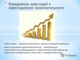 Презентация на тему Выполнил студент группы ДС Сафиуллин А  3 Инвестиции вложения