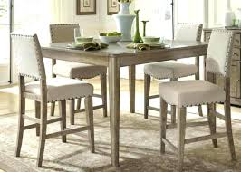 bar height dining room tables modern counter table amazing set chairs decorate throughout furniture of amer