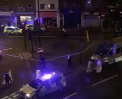 BREAKING: A Vehicle in London Crashes Into Pedestrians