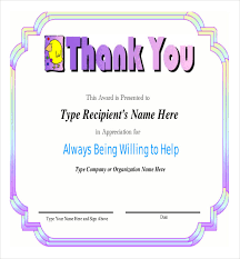 Employee Recognition Awards Template 9 Free Word Pdf