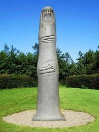 this creepy park in ireland has some of