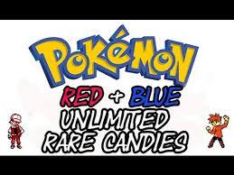 Pokemon red and blue gameshark codes. Pokemon Red And Blue Rare Candy Cheat Gameshark Codes Youtube