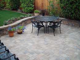 Paving Ideas For Backyards Painting Best Design Ideas