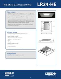 Troffer Light Spacing Cree Led Lighting Catalog By Alcon Lighting Issuu