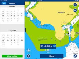 How To Read Admiralty Charts Proper Use Of Electronic Charts
