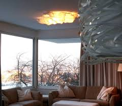living room ceiling lighting. Light Up With A Whimsy Cloud Ceiling Living Room Lighting