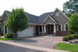 L shaped homes One Craftsman Exterior Front Elevation Plan 51489 Metal Building Homes Shaped House Plans Houseplanscom