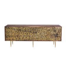 Organic Modern Furniture Organic Modernism Peacock Buffet Sideboard Modern Buffets For