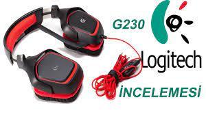 200 TL 'lik Logitech G230 Oyuncu Kulaklığı İncelemesi - YouTube