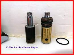 repairing kohler bathroom faucet bathroom faucet parts changing cartridge in old bathroom sink faucet tub faucet