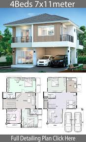 Pin by Risma on My Dream Home with layout plan | Bungalow house design,  House construction plan, Duplex house design