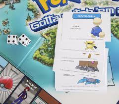Monopoly: Pokemon Johto Edition incoming - Nintendo Everything