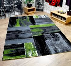 black and green rugs gallery lime ideas with kitchen rug images