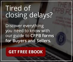 a guide to the loan estimate closing disclosure offer