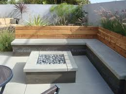 cement patio ideas contemporary with