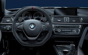 Coupe Series bmw m performance steering wheel : BMW M Performance steering wheel and Carbon Fiber -   EuroCar News