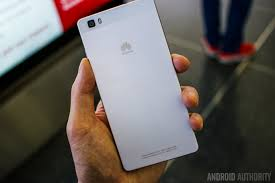 huawei p8 lite white. huawei p8 lite hands on-8 white