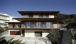 Interesting Modern Japanese House Regarding House