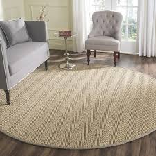 medium size of accessories magnificent 8 foot round rug contemporary style natural color with grey