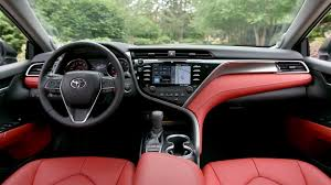2018 toyota camry xse. wonderful camry 2018 toyota camry xse v6  interior us spec for toyota camry xse