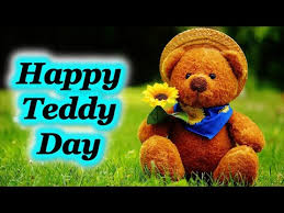 happy teddy day 2021 whatsapp status