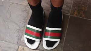 gucci flip flops. gucci flip flops all hype or not + on foot e