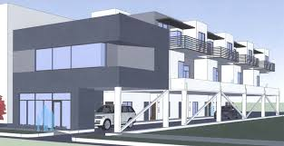 two story office building plans. Exellent Building Photo  Plans For The Row On 12 At 435 NW Show How A Two Throughout Two Story Office Building S