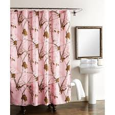 pink shower curtains. Shower Curtain In Pink Camo Curtains Z