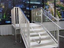 At railing codes & specifications. Portable Wheelchair Ramps Handicap Ramps For Home Express Ramps