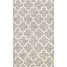 bowery chauncey grey ivory 8 ft x 11 ft area rug